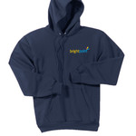 PC78H - B287E001 - EMB - Pullover Hoodie